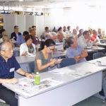 大阪で開催されている鳥取学出前講座の様子